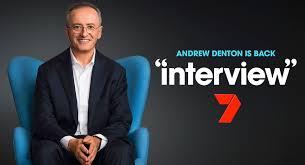 Andrew Denton's Interview  Source: Seven Network