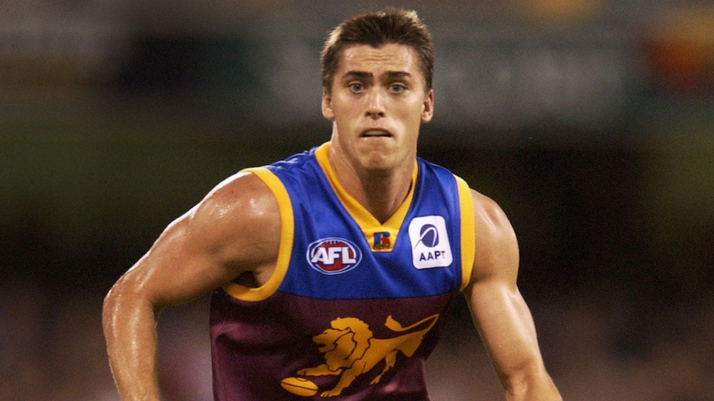Former Brisbane Lion's AFL star Simon Black   PHOTO: AFL.com