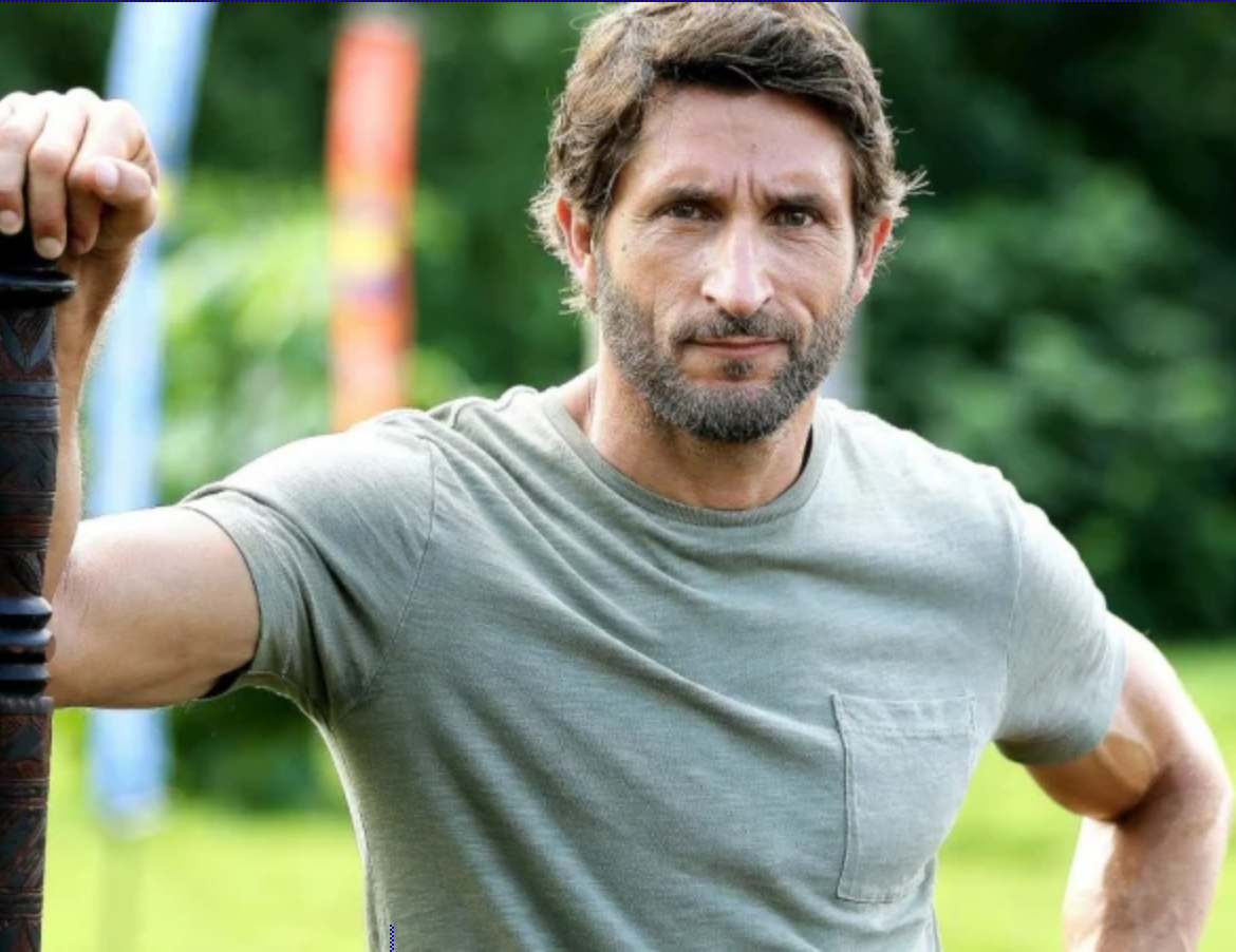 Australian Survivor host Jonathan LaPaglia   PHOTO: SMH
