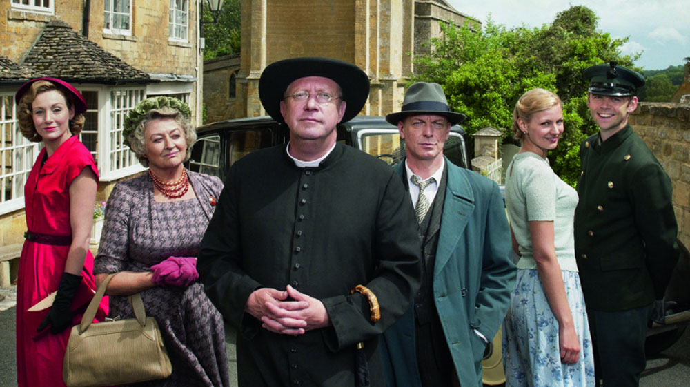 Father Brown Source: BBC