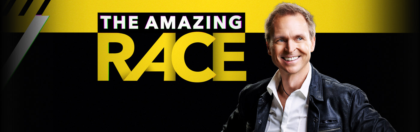 The Amazing Race Source: CBS