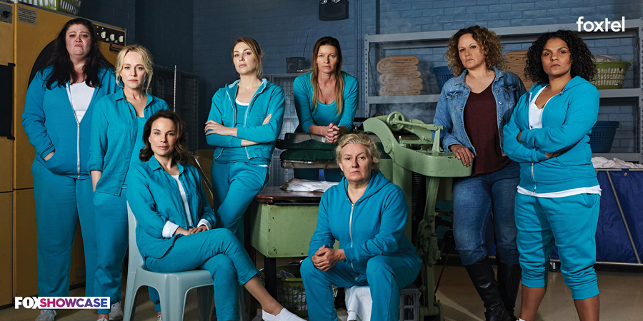 Wentworth Source: Foxtel