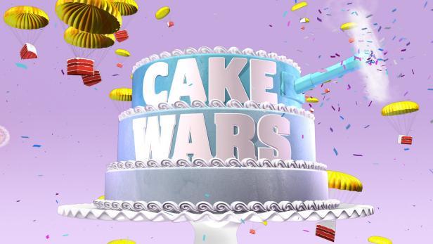 Cake Wars  Source: Food Network