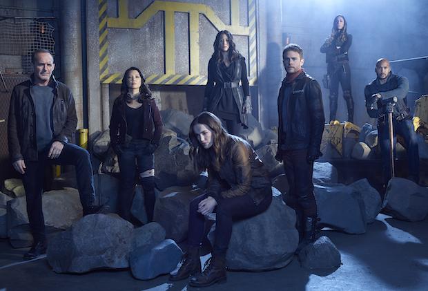 Marvel's Agents of S.H.I.E.L.D  Source: Tvline