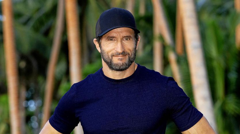 Jonathan LaPaglia  will be spending more time in the South Pacific this year  PHOTO: 10