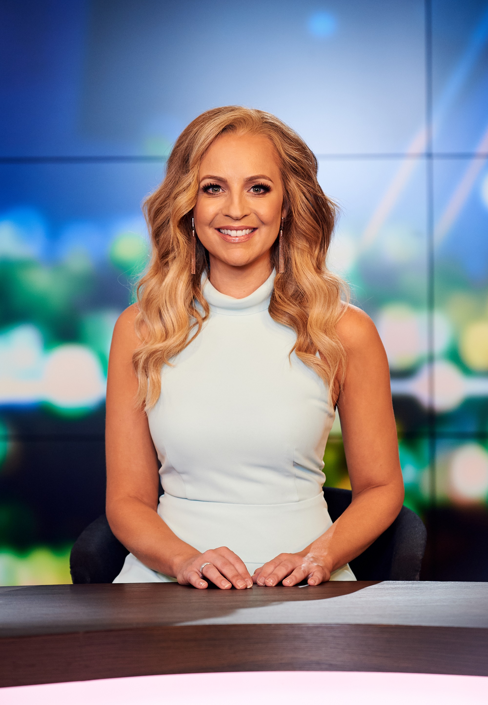 Carrie Bickmore  Source: 10 Network