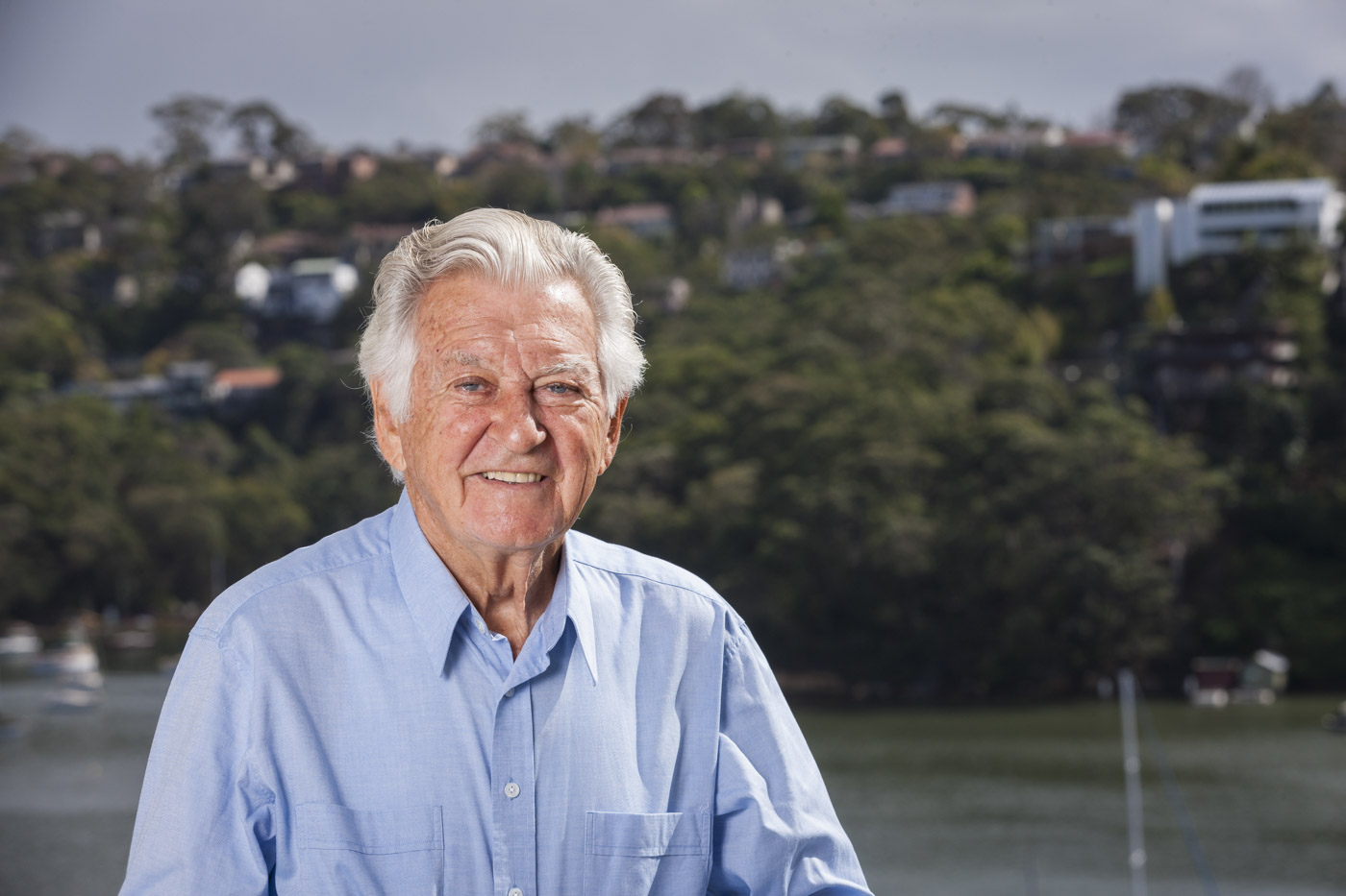 Bob Hawke  Source: ABC