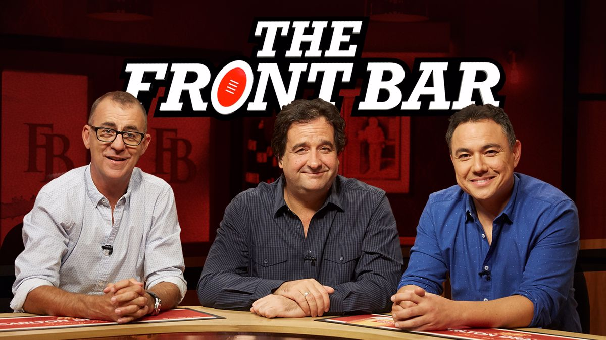 The Front Bar  Source: Seven Network