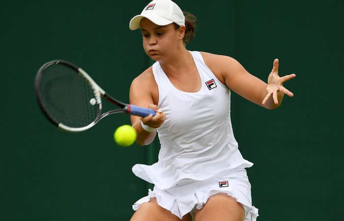 Ash Barty  image - Tennis Australia