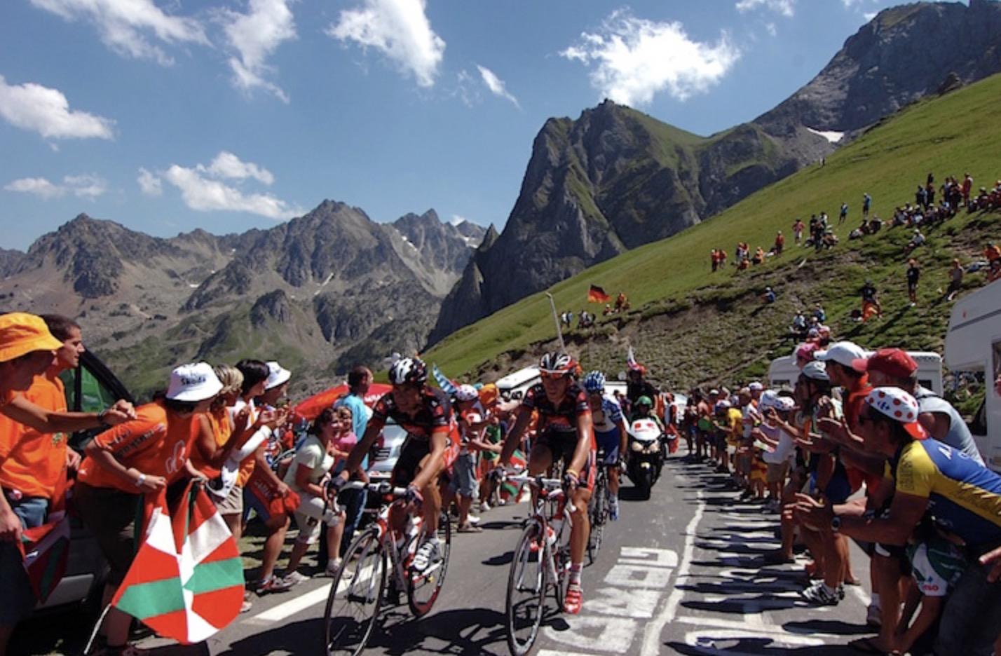 Tour de France  Source: SBS