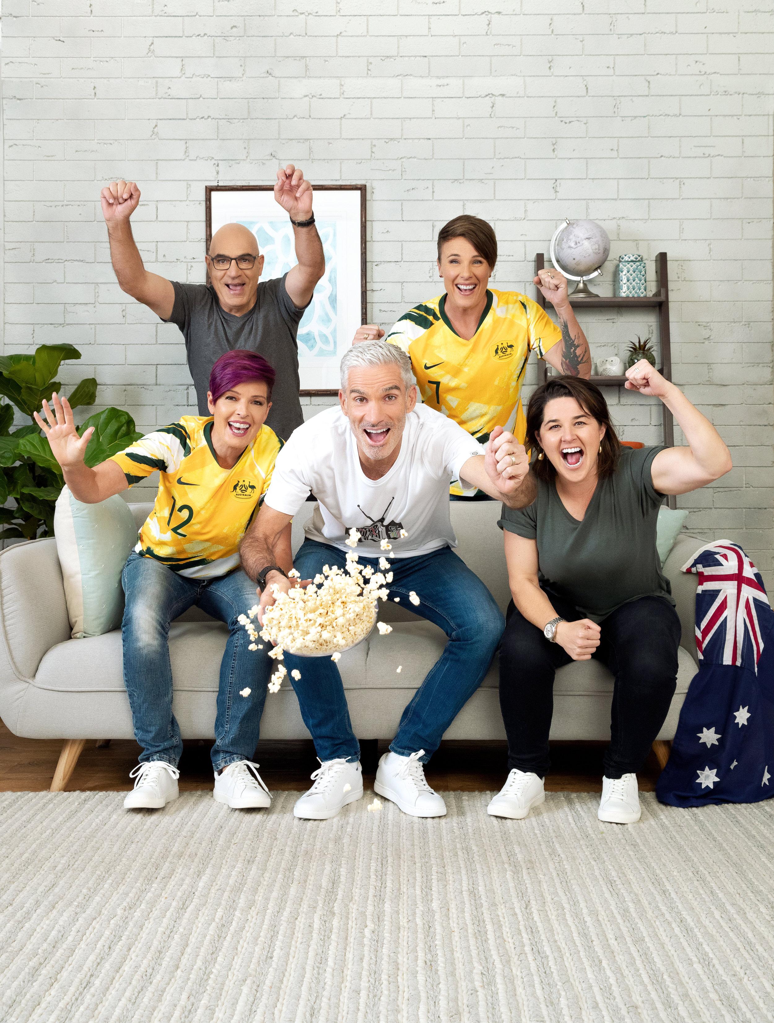 Women's World Cup  Source: SBS