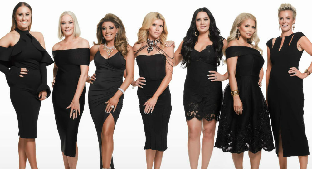 Real Housewives of Melbourne  image - FOXTEL