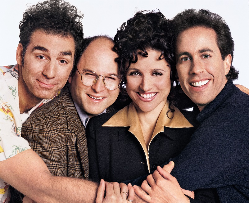 Seinfeld  Source: 10 Network