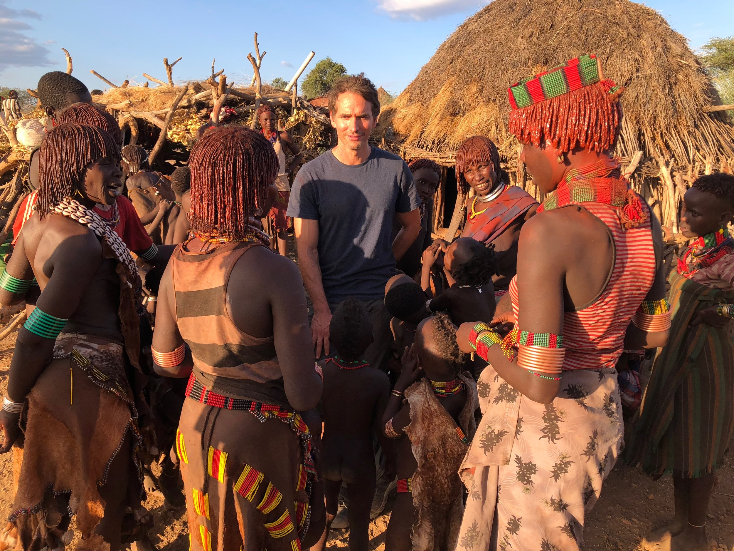 Todd Sampson in Ethiopia on the new series of BODYHACK Image - 10