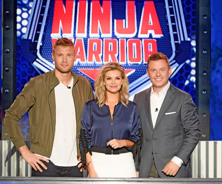 Australian Ninja Warrior  Source: Nine Entertainment Co