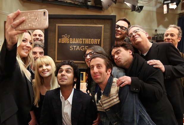 The Big Bang Theory  Source: tvline.com