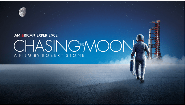 Chasing the Moon  Source: newseum.org