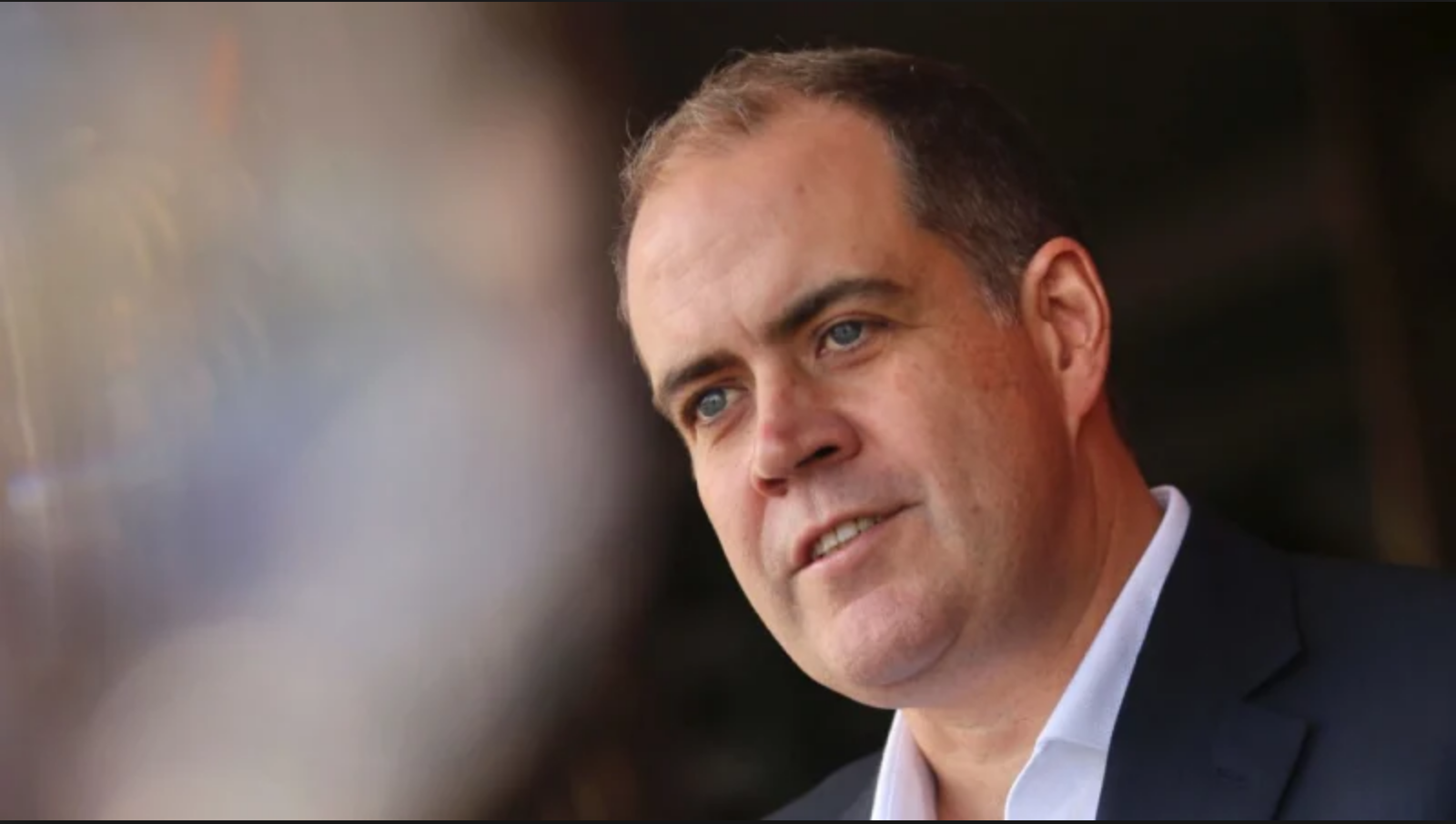 Managing Director of the ABC  David Anderson   PHOTO: SMH