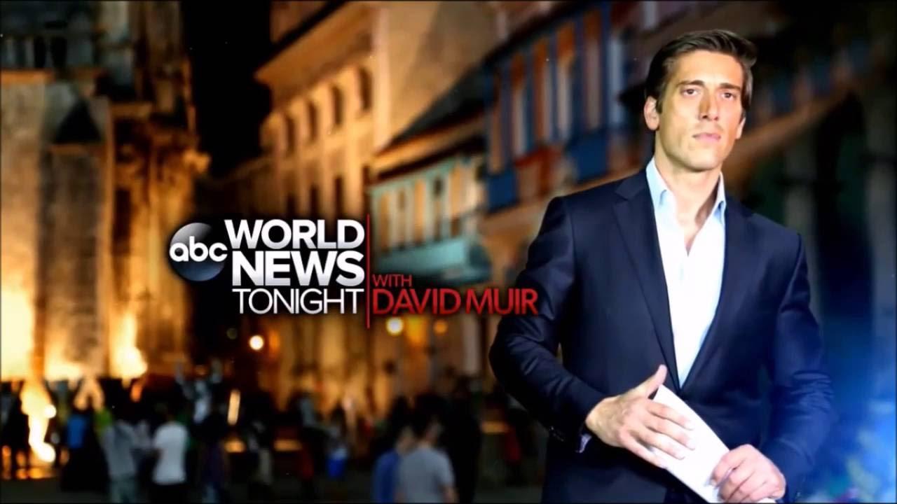 ABC World News Tonight  Source: ABC America