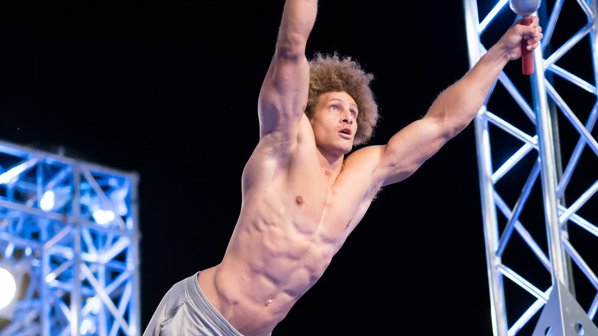 Australian Ninja Warrior season three  Image - Nine