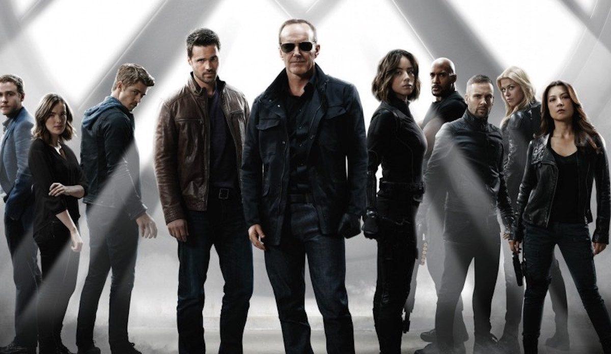 Marvel's Agent's of S.H.I.E.L.D  Source: IMDb