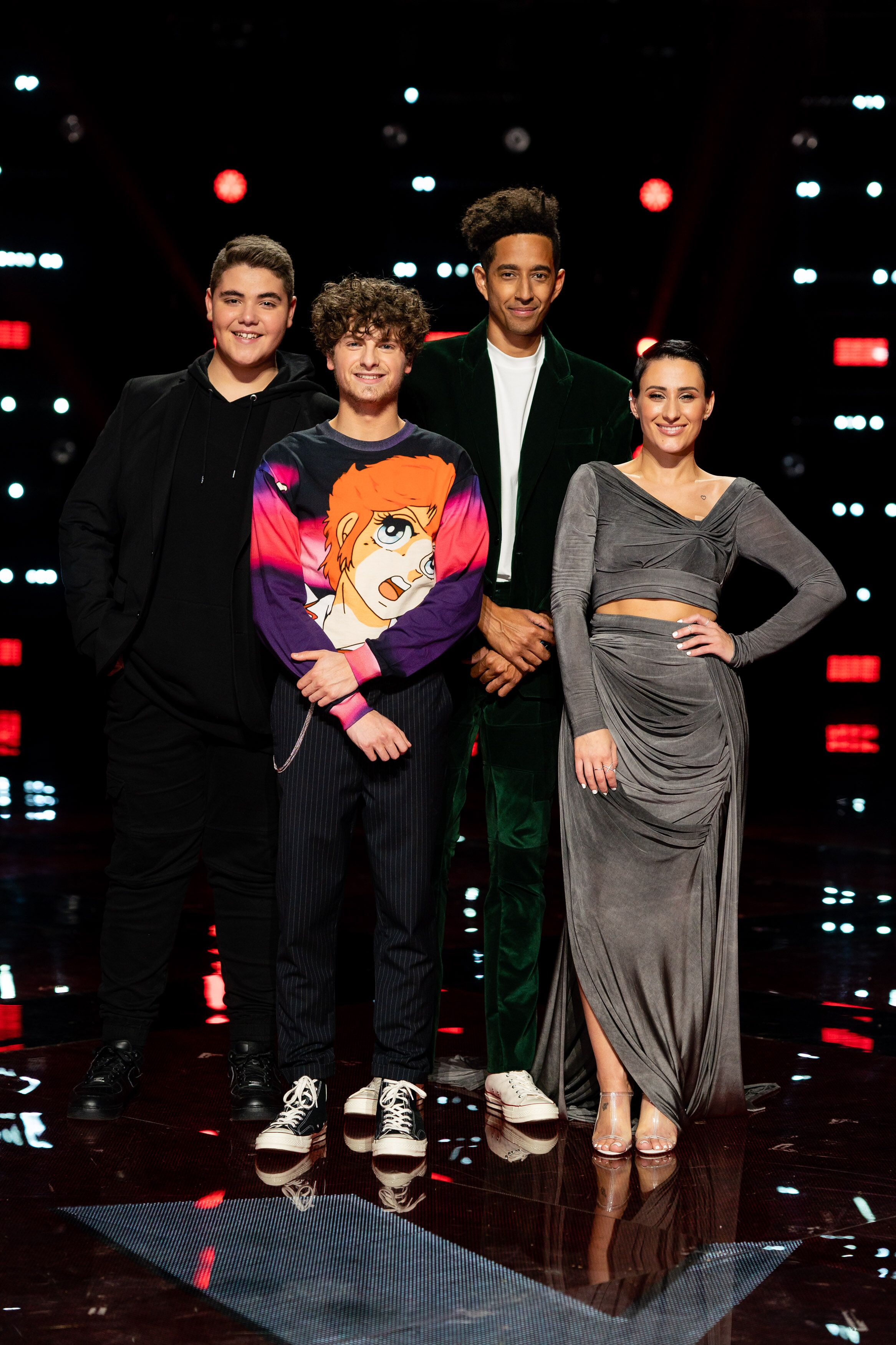 The Voice  Source: Nine Network