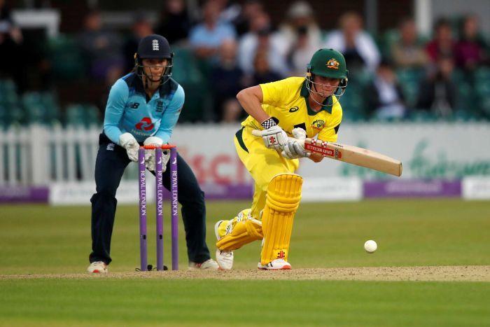 Women's Test Cricket  Source: ABC