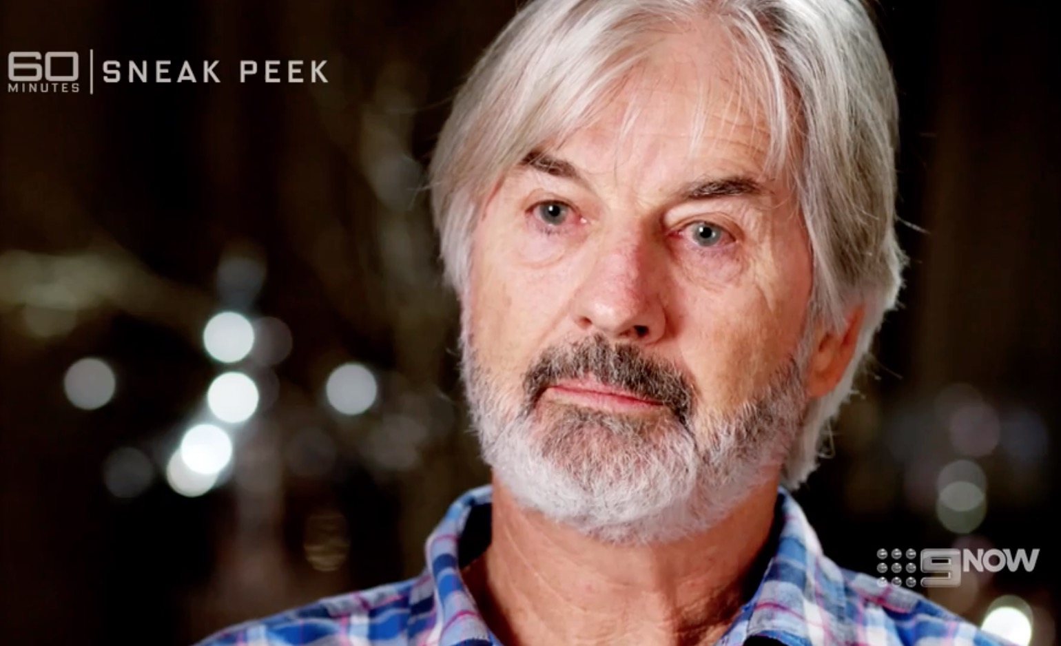 John Jarratt  image - NINE