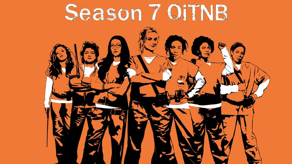 Orange is the New Black  Source: Foxtel