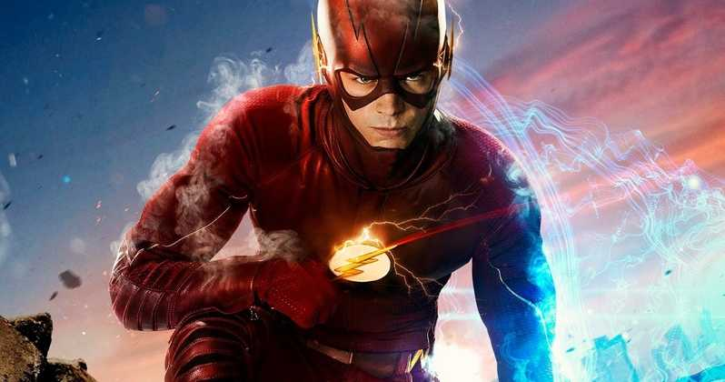 The Flash  Source: Amazon