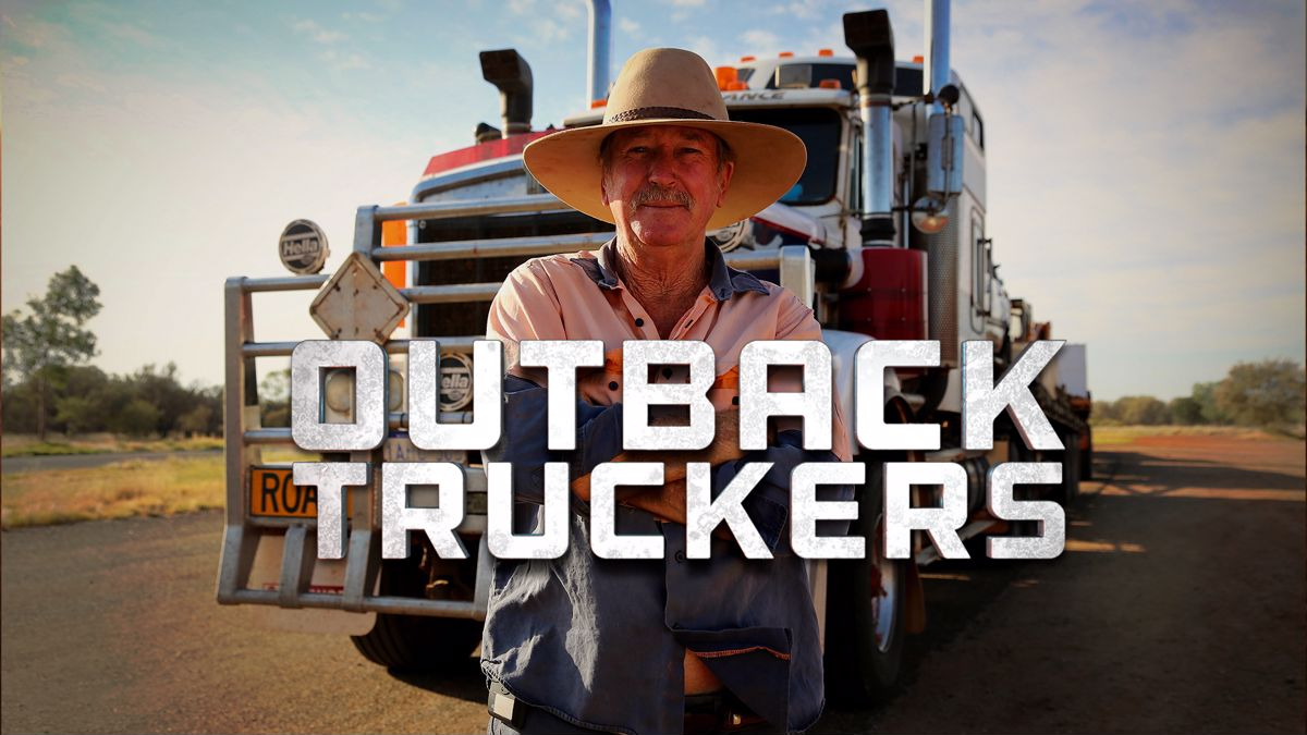 Outback Truckers  Source: Seven Network