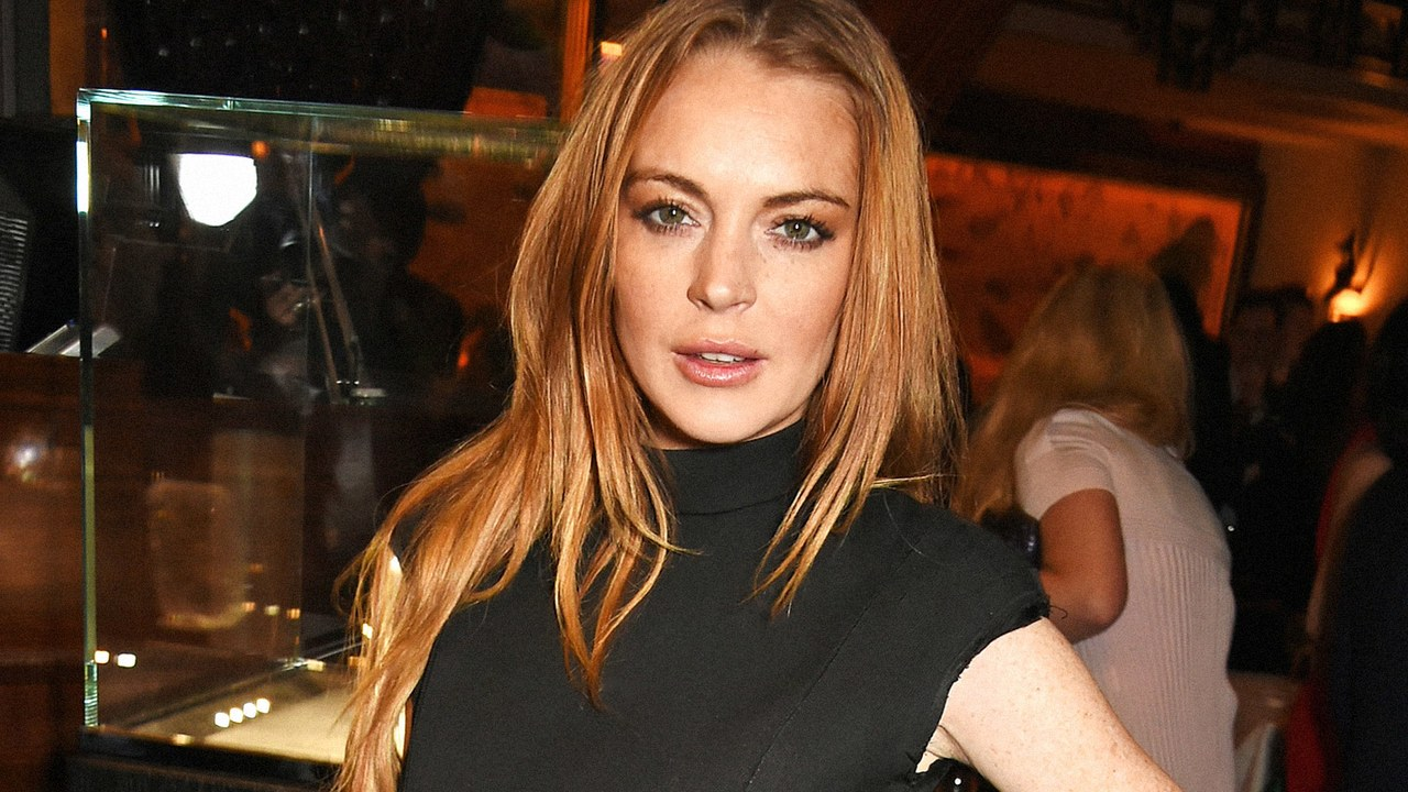 Lindsay Lohan  will be a judge on Channel 10's  The Masked Singer   PHOTO: Vanity Fair