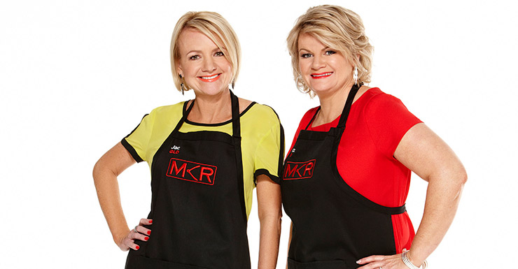 Jac and Shaz are returning for the new series of MKR   PHOTO: Seven