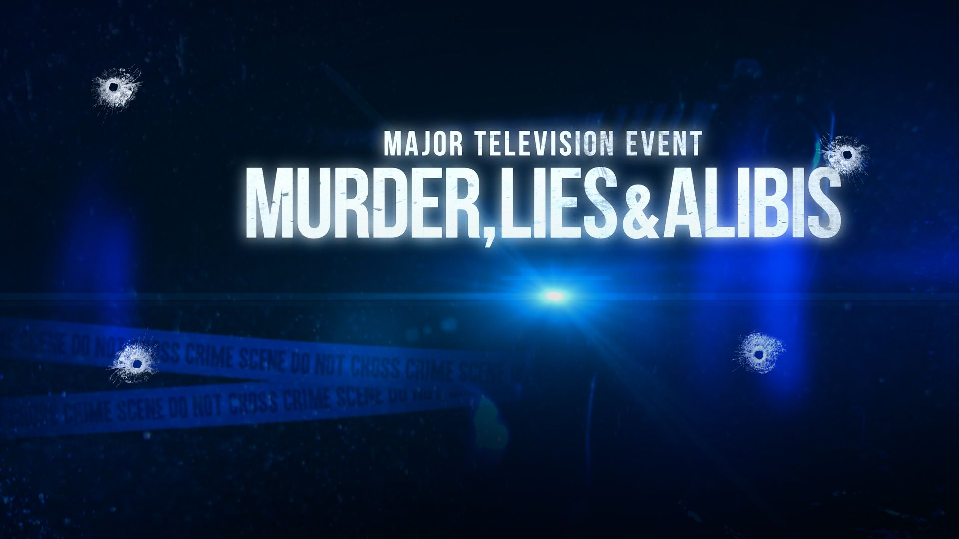 Murder, Lies & Alibis  Source: Nine Network