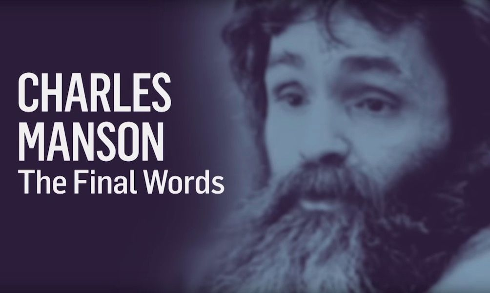 Charles Manson: The Final Words  Source: directv.com