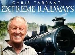 Chris Tarrant's Extreme Railways  Source: Next Episode