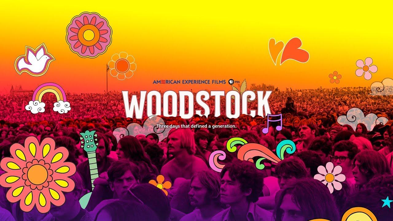 Woodstock: Three Days that Defined a Generation  Source: IMDb