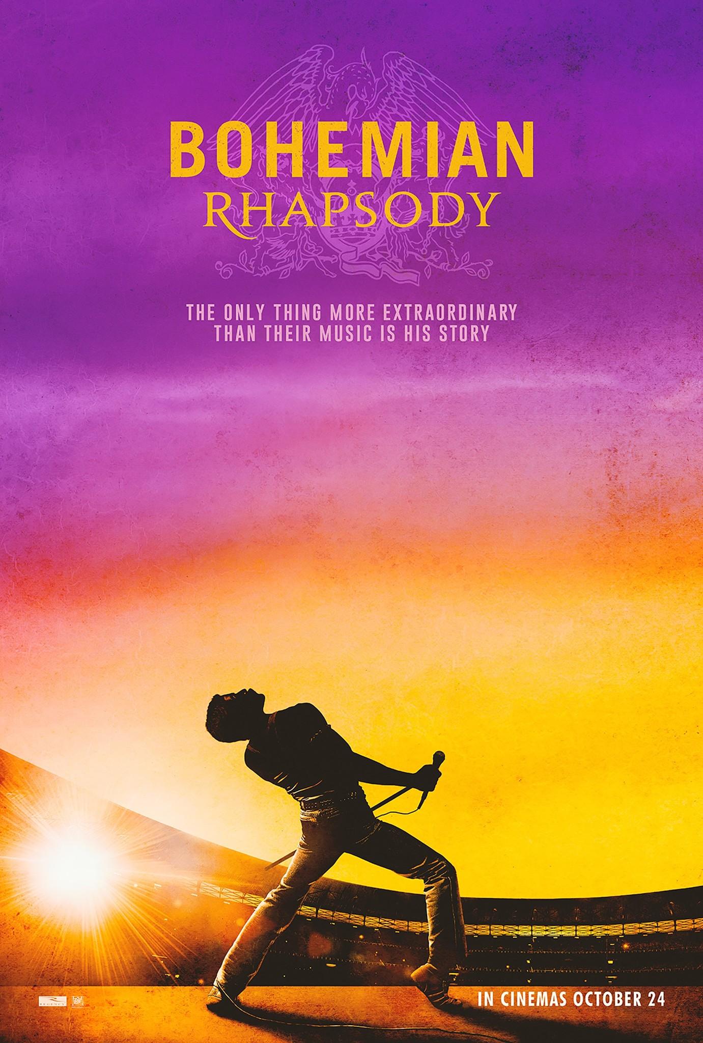 Bohemian Rhapsody  Source: IMDb