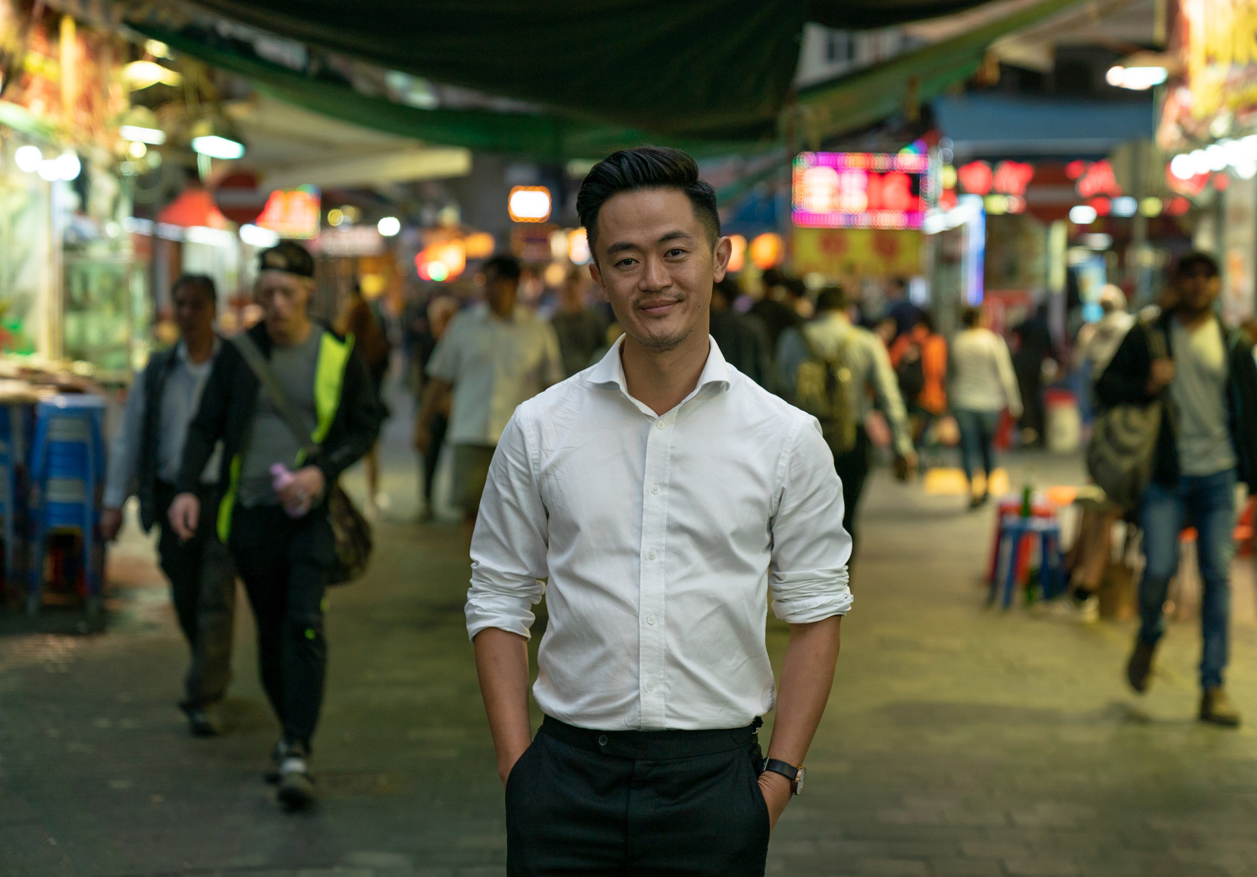 Waltzing The Dragon with Benjamin Law  Image - ABC