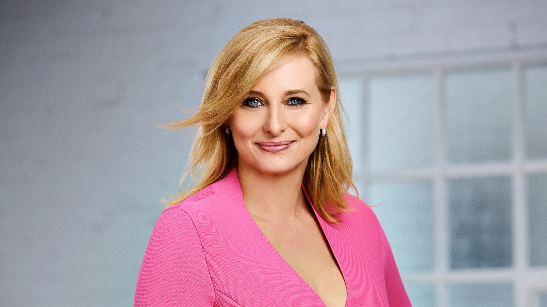 Johanna Griggs  announced her resignation from  House Rules  via Instagram  PHOTO: Seven