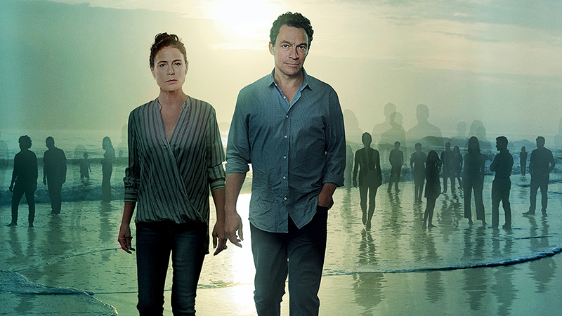 Maura Tierney and Dominic West  image - Showtime