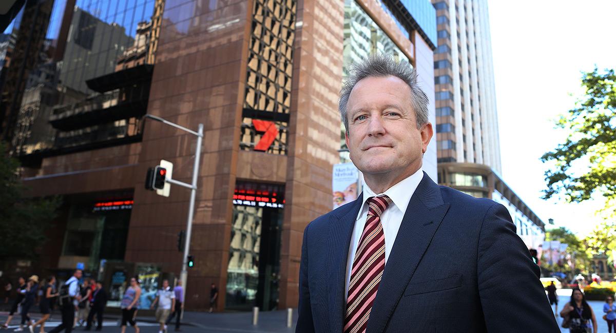 7 News boss  Craig McPherson   PHOTO: Mediaweek