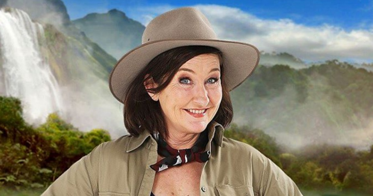 Fiona O'Loughlin  on  I'm A Celebrity… Get Me Out Of Here!   PHOTO: 10