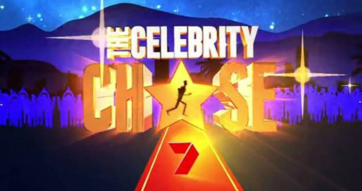 The Celebrity Chase  Source: Seven Network