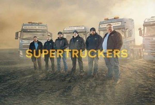 Supertruckers  Source: Your TV