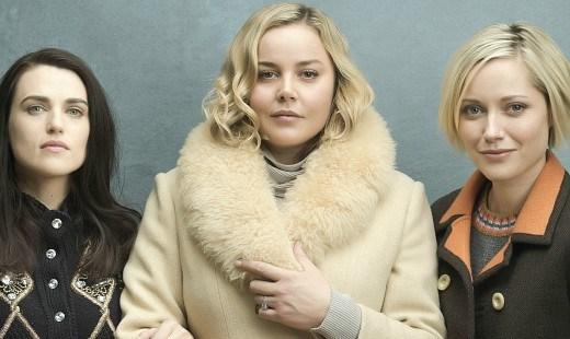 Katie McGrath, Abbie Cornish and Georgina Haig star in SECRET BRIDEMAIDS' BUSINESS   Photo: Seven