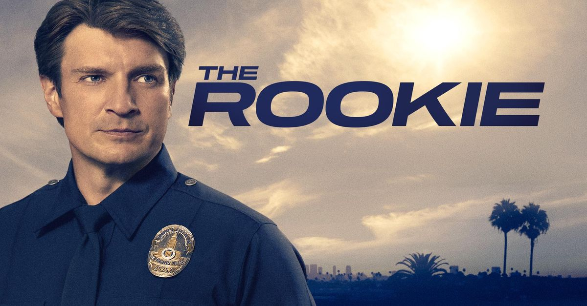 The Rookie   Source: ABC America