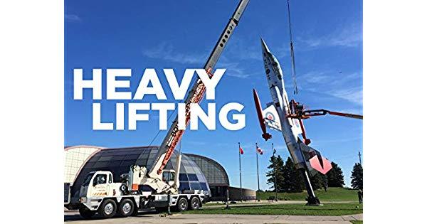 Heavy Lifting  Source: IMDb