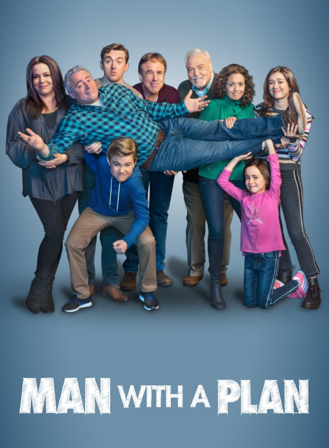 Man with a Plan   Source: TV Line