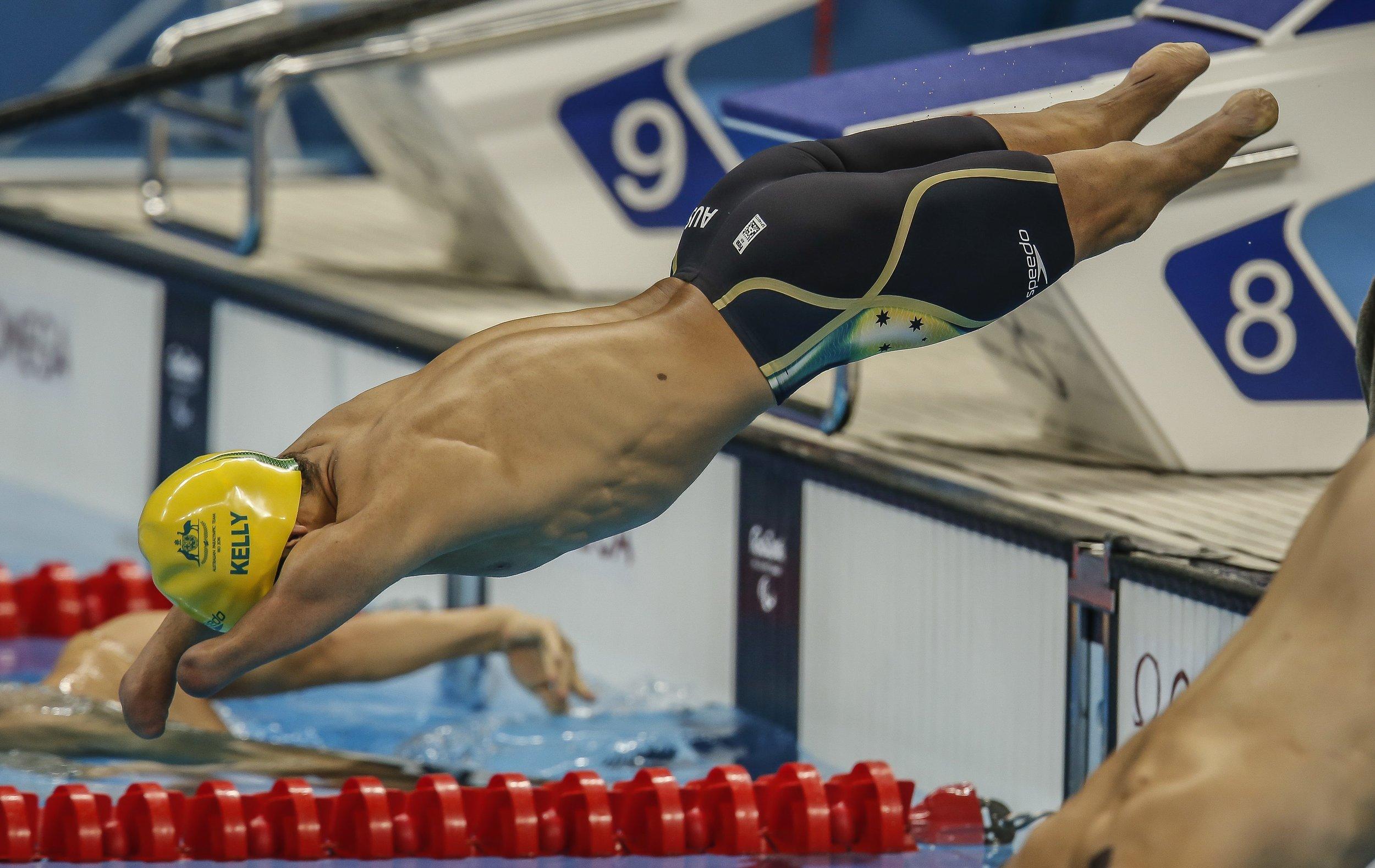 image - Paralympics Australia
